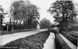 Main Street c.1955, Ellerker