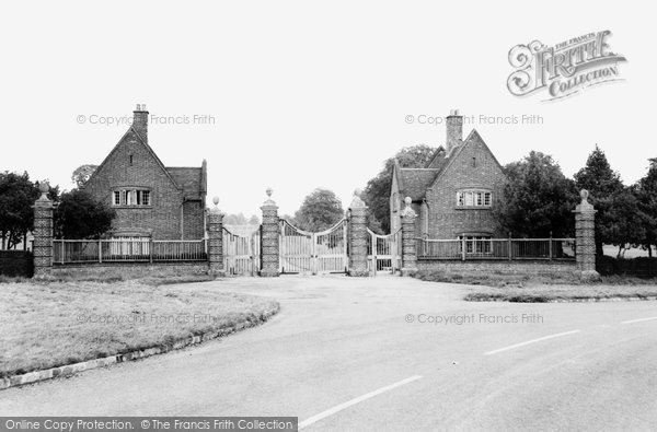 Photo of Ellesborough, Gateway To Chequers c.1965