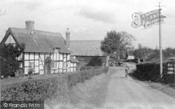 A Pretty Village c.1939, Ellesmere