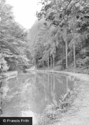 Canal Tunnel c.1939, Ellesmere