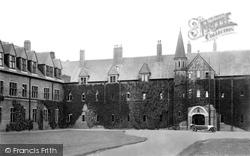 Ellesmere, College c.1935