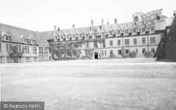 College c.1955, Ellesmere