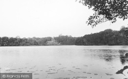 Lake c.1939, Ellesmere