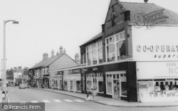 Ellesmere Port, Co-Operative Supermarket, Whitby Road c.1965