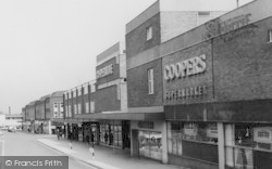 Ellesmere Port, Coopers Supermarket, Marina Drive c.1965