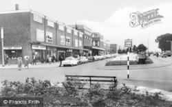 Ellesmere Port, Marina Drive c.1965