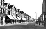 Ellesmere Port, Whitby Road c1955