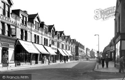 Ellesmere Port, Whitby Road c.1955