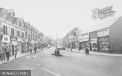 Ellesmere Port, Whitby Road c.1960