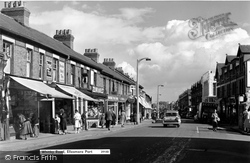 Ellesmere Port, Whitby Road c.1962