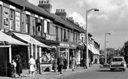 Ellesmere Port, Whitby Road c1962