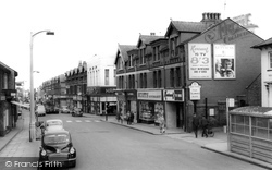 Ellesmere Port, Whitby Road c.1965
