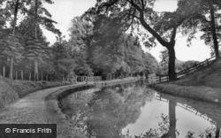 The Canal c.1939, Ellesmere
