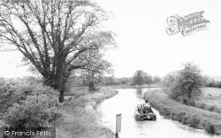 The Canal c.1960, Ellesmere