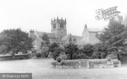 The Church c.1960, Ellesmere