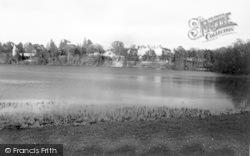 The Lake c.1955, Ellesmere