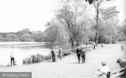 The Lake c.1960, Ellesmere