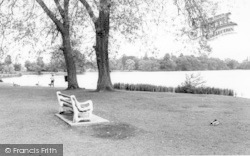 The Mere c.1960, Ellesmere