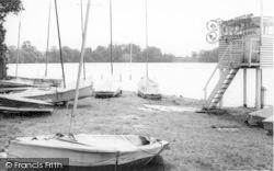 White Mere c.1960, Ellesmere