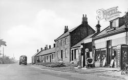 Ellington, The Village c.1955