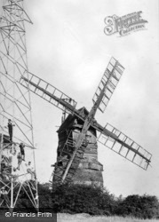 The Windmill c.1930, Ellington