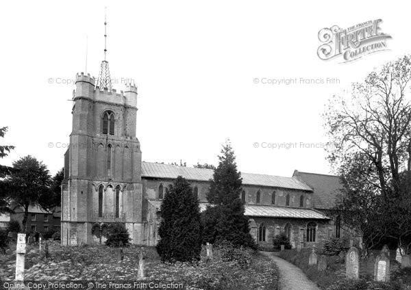 Elm, All Saints Church 1923