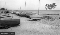 Elmer, Boating Beach c.1965