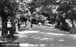 Elmer, Elmer Road c.1955