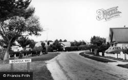 Elmer, Norfolk Way c.1955