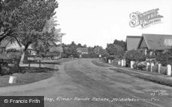 Norfolk Way, Elmer Sands Estate c.1960, Elmer
