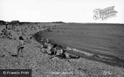 The Beach c.1965, Elmer