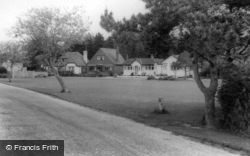 The Hard, Elmer Sands Estate c.1965, Elmer
