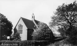 Elmstead Market, St Paul's Church c.1960