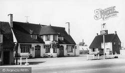 Elmstead Market, The Kings Arms c.1960