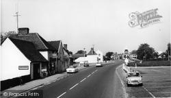 Elmstead Market, The Village c.1965