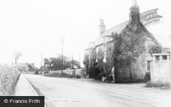 Elmton, Elm Tree Inn c.1955