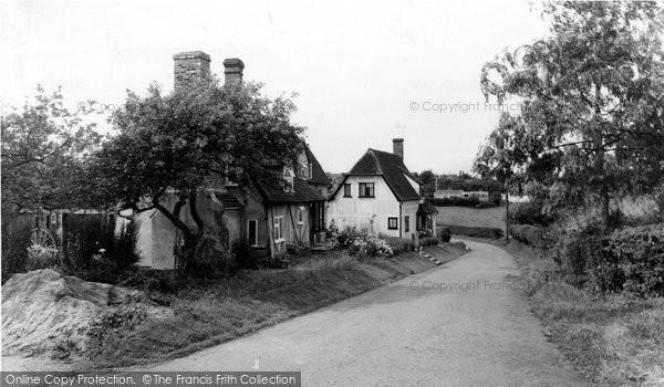 Elsenham, Fullers End c1960
