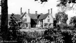 Elsing, Elsing Hall c.1955