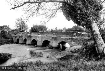 Elstead, Bridge 1906
