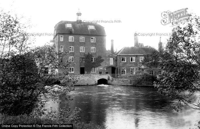 Elstead,Mill 1906,Surrey