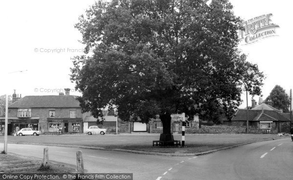 Photo of Elstead, The Green c.1965