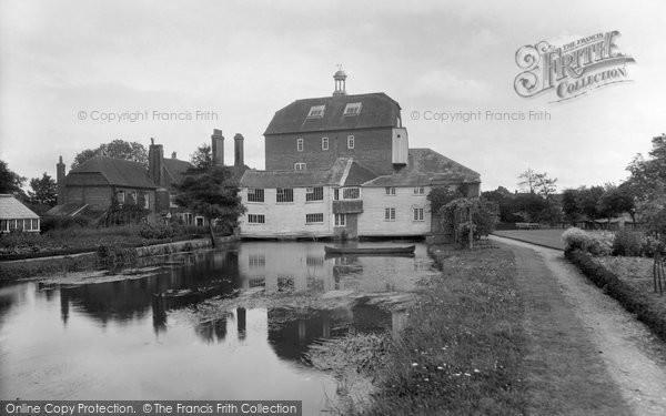 Elstead,the Mill 1938,Surrey