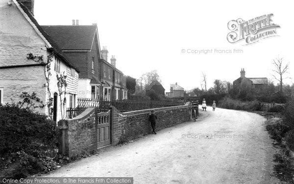 Elstead, Thursley Road 1909