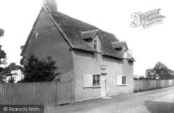 Elstow, Bunyan's Cottage 1897