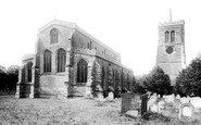 Elstow, the Priory Church 1897