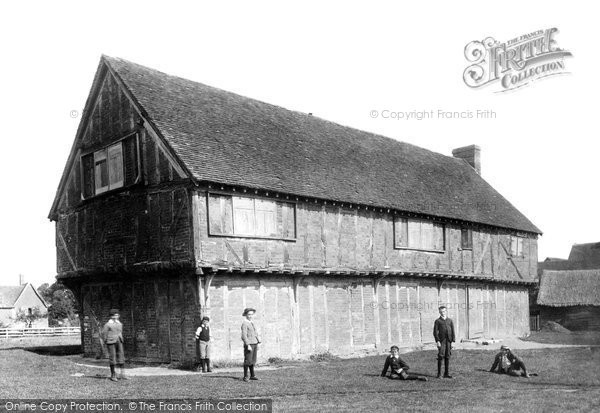Elstow, the Moot Hall 1921
