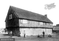 Elstow, The Moot Hall 1897