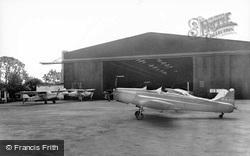 The Aerodrome c.1965, Elstree