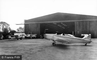 Elstree, the Aerodrome c1965