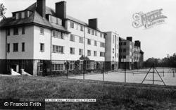 Eltham, Elizabeth Fry Hall, Avery Hill c.1960